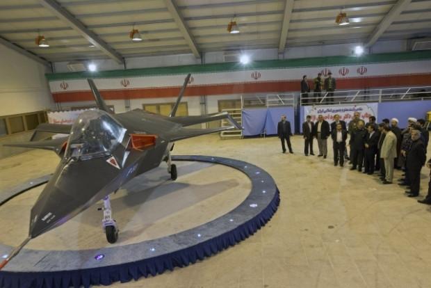 İran'dan yeni bir savaş uçağı - Page 1