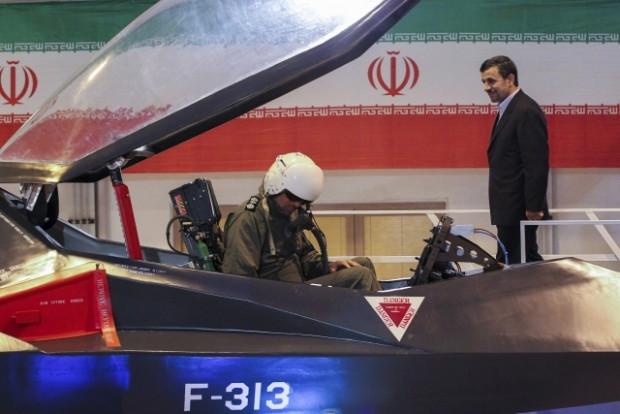 İran'dan yeni bir savaş uçağı - Page 2