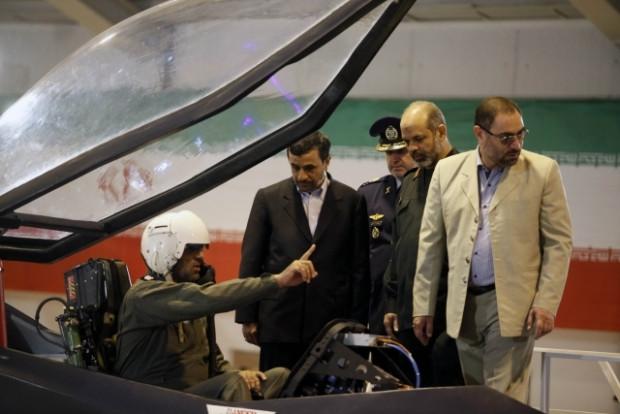 İran'dan yeni bir savaş uçağı - Page 3