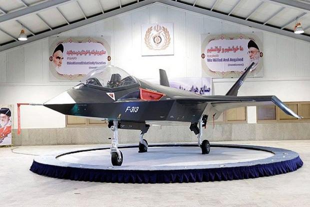 İran'dan yeni bir savaş uçağı - Page 4