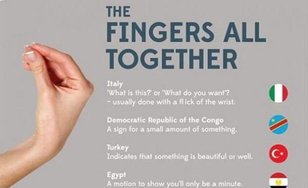 İşaretlerin farklı ülkelerde anlamları - Page 2