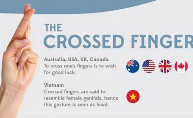 İşaretlerin farklı ülkelerde anlamları - Page 4