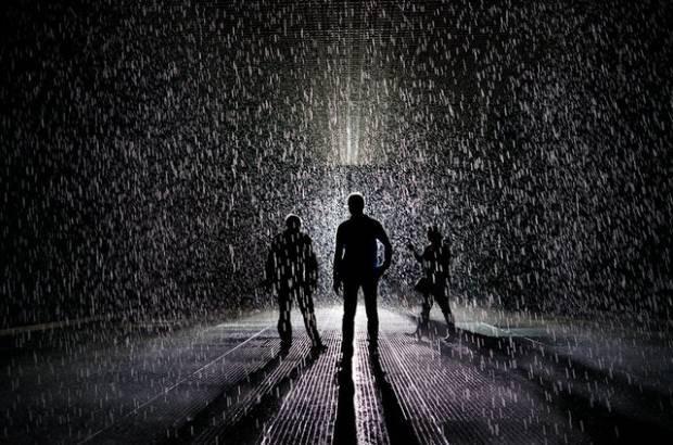 Islanmadan yağmurun altında dolaşın - Page 3