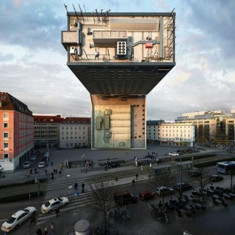 İspanyol mimardan akıl almaz projeler! - Page 1