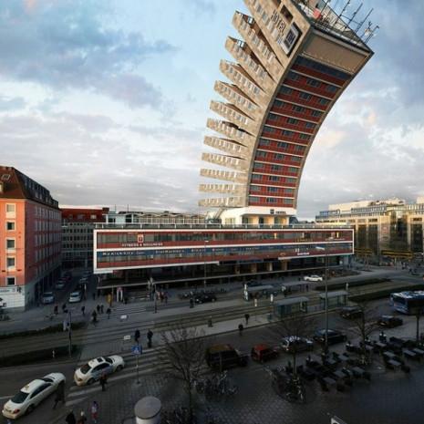 İspanyol mimardan akıl almaz projeler! - Page 3
