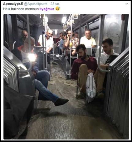 İstanbul seli sosyal medyada patladı - Page 3