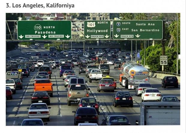 İstanbul trafiği mi? Beterin beteri var - Page 2