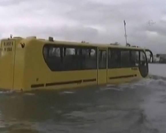 İstanbul trafiğine yeni çözüm yüzen otobüsler. - Page 2