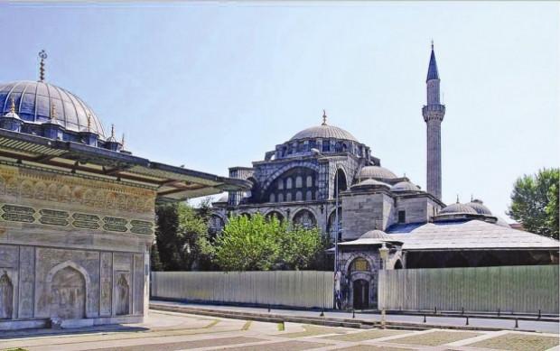 İstanbul'daki en iyi 10 Mimar Sinan eseri - Page 2