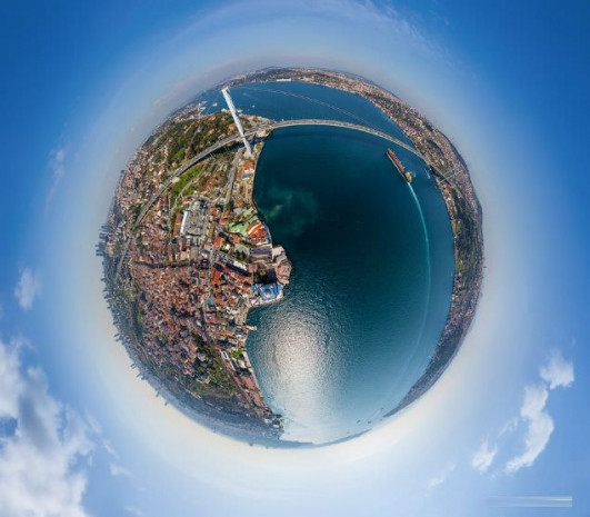İstanbul'un Drone ile çekilen en güzel görüntüleri - Page 3