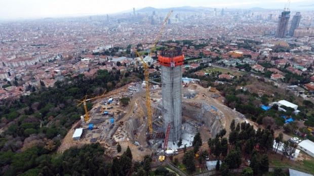 İstanbul'un Eyfel'i tamamlanmak üzere - Page 2