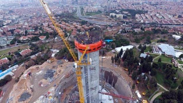 İstanbul'un Eyfel'i tamamlanmak üzere - Page 3