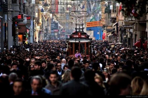 İstanbul'un yaşam kalitesi ölçüldü - Page 3