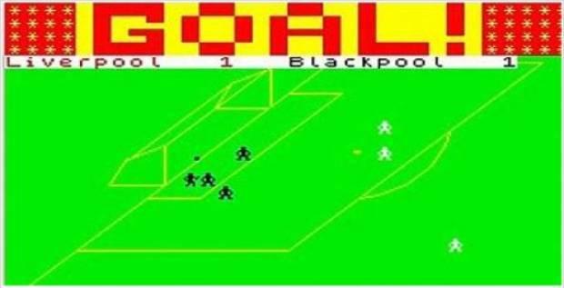İşte 1980'li yıllardan günümüze futbol oyunları... - Page 1