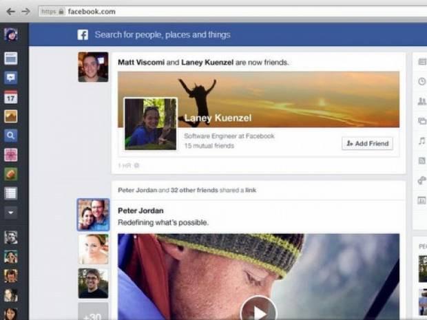Karşınızda 2013 model Facebook! - Page 3