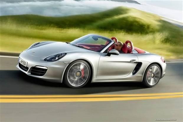 İşte 2013 Porsche Boxster ! - Page 1