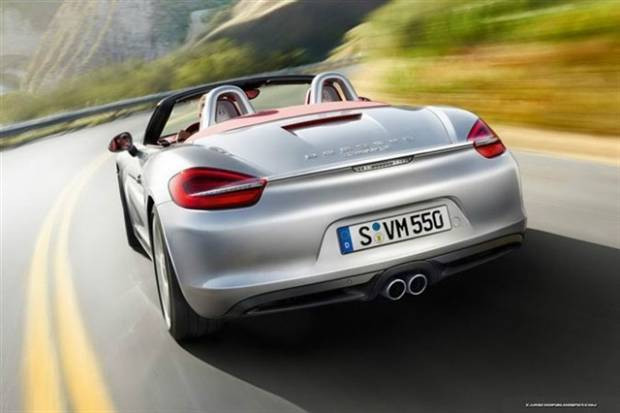 İşte 2013 Porsche Boxster ! - Page 2