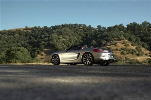 İşte 2013 Porsche Boxster ! - Page 3