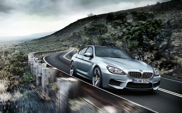 İşte 2014 model BMW M6 Gran Coupe - Page 1