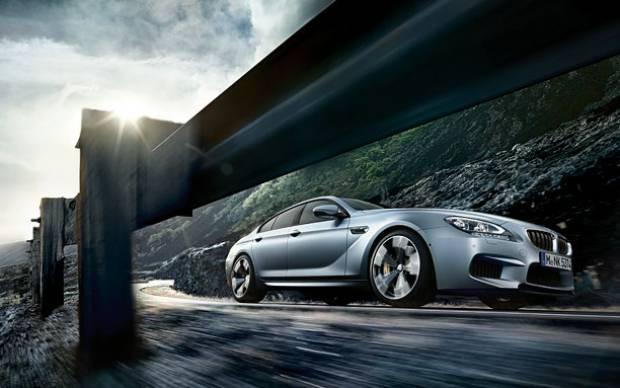 İşte 2014 model BMW M6 Gran Coupe - Page 3