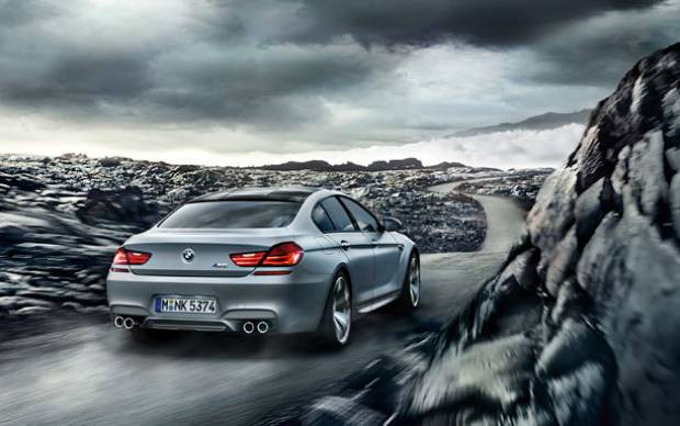 İşte 2014 model BMW M6 Gran Coupe - Page 4