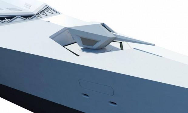 İşte 2050 yılının savaş gemisi! - Page 1