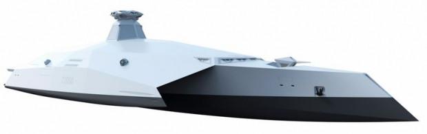 İşte 2050 yılının savaş gemisi! - Page 2