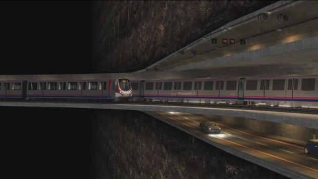 İşte 3 Katlı Büyük İstanbul Tüneli - Page 2
