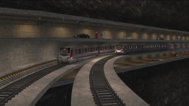 İşte 3 Katlı Büyük İstanbul Tüneli - Page 3