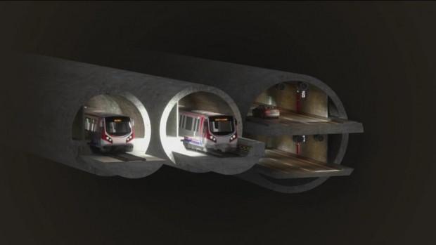 İşte 3 Katlı Büyük İstanbul Tüneli - Page 4