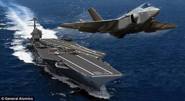 İşte ABD donanmasının yeni silahı! - Page 2