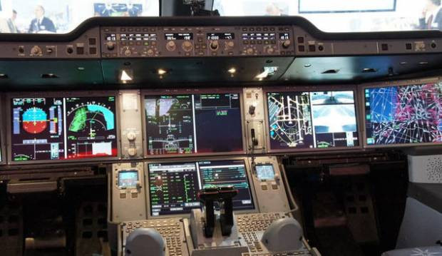 İşte Airbus A350 Kokpit turu - Page 3