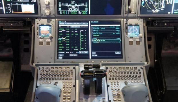 İşte Airbus A350 Kokpit turu - Page 4
