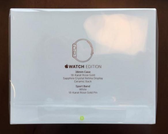 İşte Altın Apple Watch - Page 4