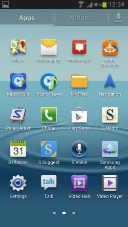 İşte Android 4.1.2 ile çalışan Galaxy S3 ekranı - Page 4