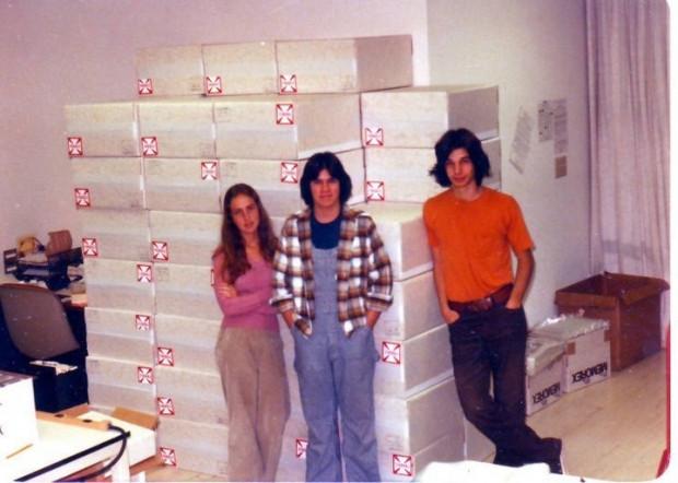 İşte Apple'ın ilk çalışanları! - Page 1