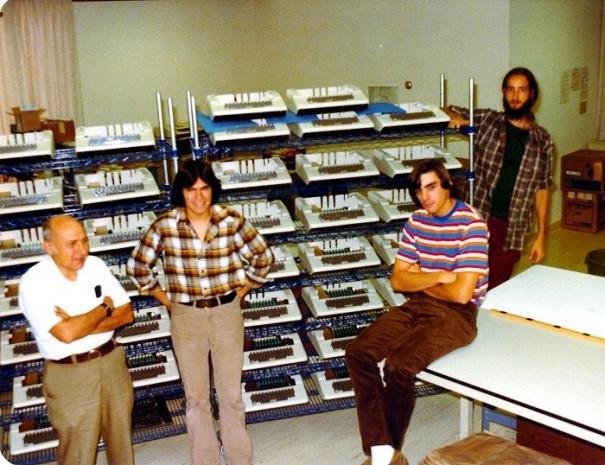 İşte Apple'ın ilk çalışanları! - Page 4