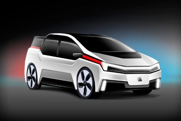 Apple'ın otomobili böyle mi olacak? - Page 1