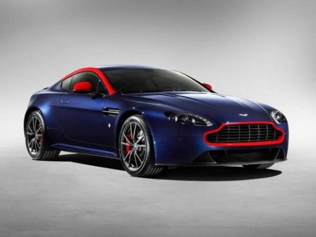 İşte Aston Martin'in yeni canavarı,V8 Vantage N430 - Page 1