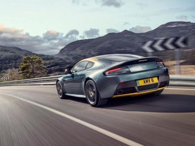 İşte Aston Martin'in yeni canavarı,V8 Vantage N430 - Page 3