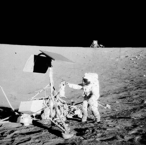 İşte Ay'daki fotoğrafın sırrı! - Page 4