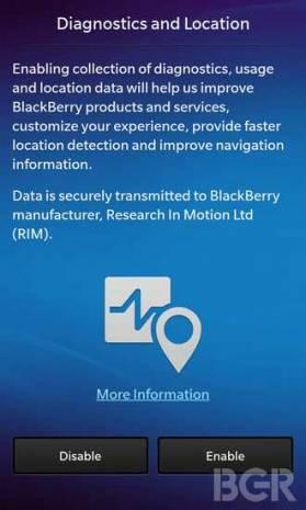İşte BlackBerry 10 ekran görüntüleri! - Page 1