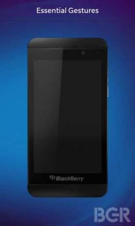 İşte BlackBerry 10 ekran görüntüleri! - Page 4