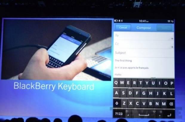 İşte BlackBerry yeni akıllı telefonları Z10 ve Q10 - Page 2