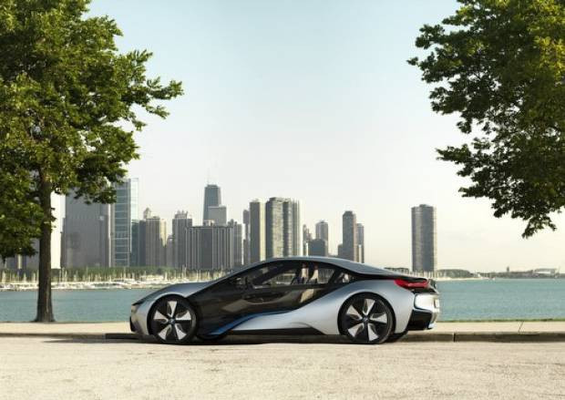 İşte BMW nin gelecek konsepti! - Page 1