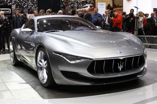 İşte Cenevre'nin yıldızı, Maserati Alfieri! - Page 1