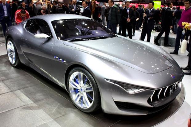 İşte Cenevre'nin yıldızı, Maserati Alfieri! - Page 2