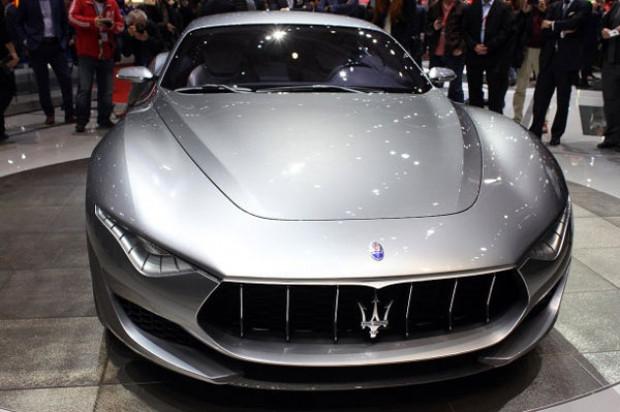 İşte Cenevre'nin yıldızı, Maserati Alfieri! - Page 3