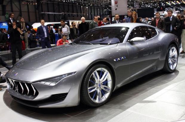 İşte Cenevre'nin yıldızı, Maserati Alfieri! - Page 4