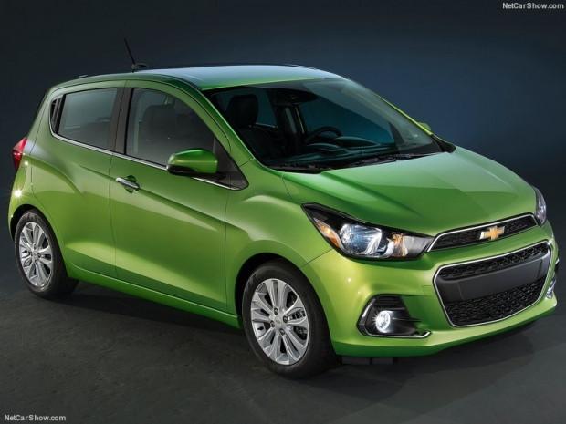 İşte Chevrolet'nin 2016 konsepti Spark! - Page 1